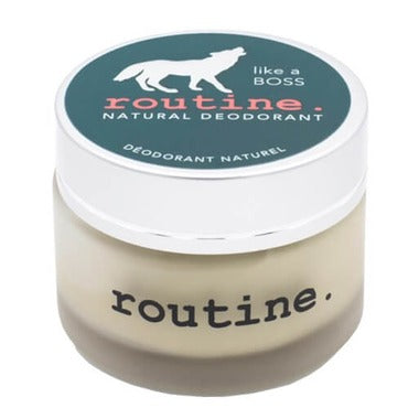 Routine Cream Deodorant Like a Boss 58g