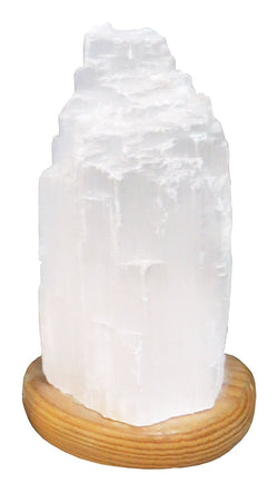 Selenite Lamps - Natural White
