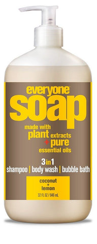 Everyone™ 3-In-1 Coconut & Lemon Soap 946ml