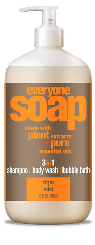 Everyone™ 3-In-1 Citrus & Mint Soap 946ml