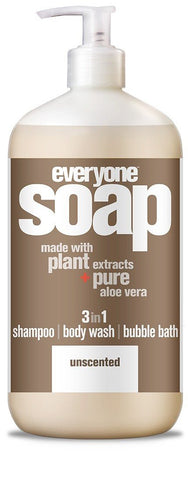 Everyone™ 3-In-1 Soap Unscented 946ml