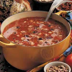 Best Bean Soup (GF)