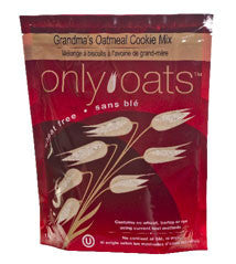 Only Oats™ Grandma's Oatmeal Cookie Mix (GF)