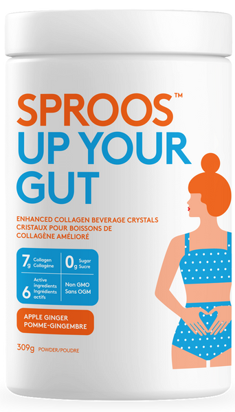 Sproos Up Your Gut Collagen Blend