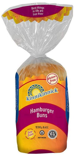 Hamburger Buns (GF) *FROZEN*