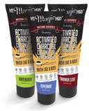 My Magic Mud Charcoal Whitening Toothpastes