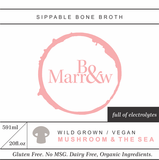 "Bo & Marrow ""Bone"" Broth - Mushroom & the Sea (Vegan)"