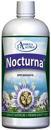 Omega Alpha Nocturna Restful Sleep 500ml