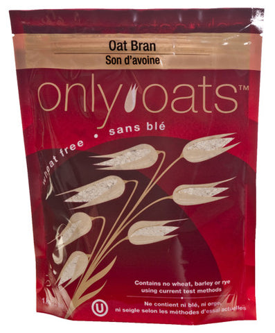 Only Oats™ Pure Whole Grain Oat Bran (GF)