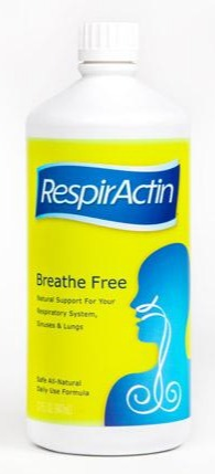 Respiractin Breathe Free Formula 947ml