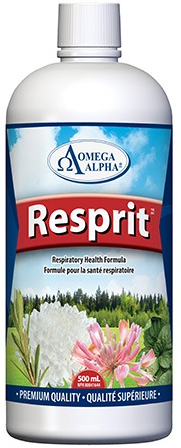 Omega Resprit Respiratory Health 500ml