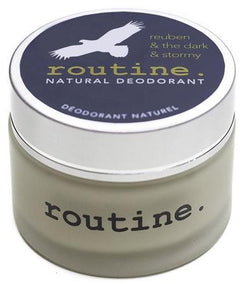 Routine Cream Deodorant Reuben & The Dark & Stormy 58g