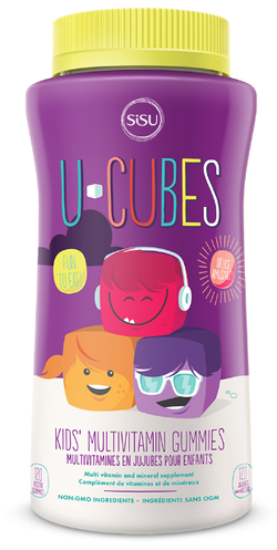 Kids' U-Cubes Multi Gummies