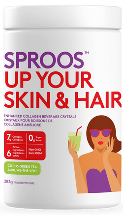Sproos Up Your Skin & Hair Collagen Blend