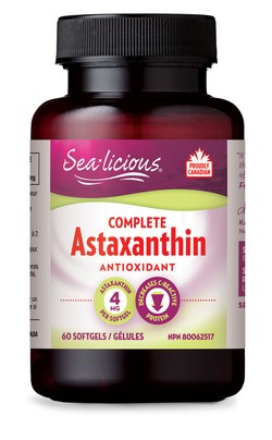 Sea-licious Complete Astaxanthin