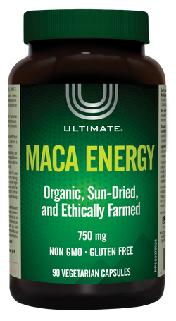 Ultimate Maca Energy™ 6:1 Concentrate Capsules