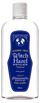 Earthwise Witch Hazel - Alcohol Free