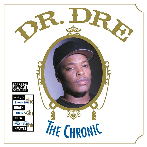 Dr. Dre - The Chronic - La Plage
