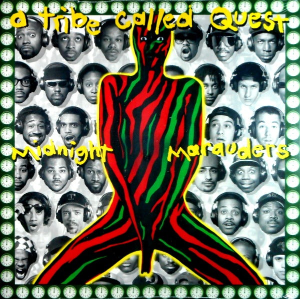 A Tribe Called Quest - Midnight Marauders - La Plage