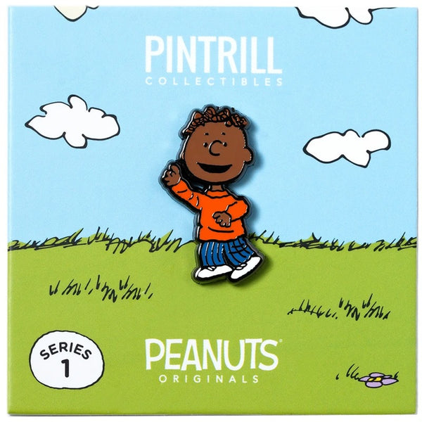 Peanuts - Franklin Pin