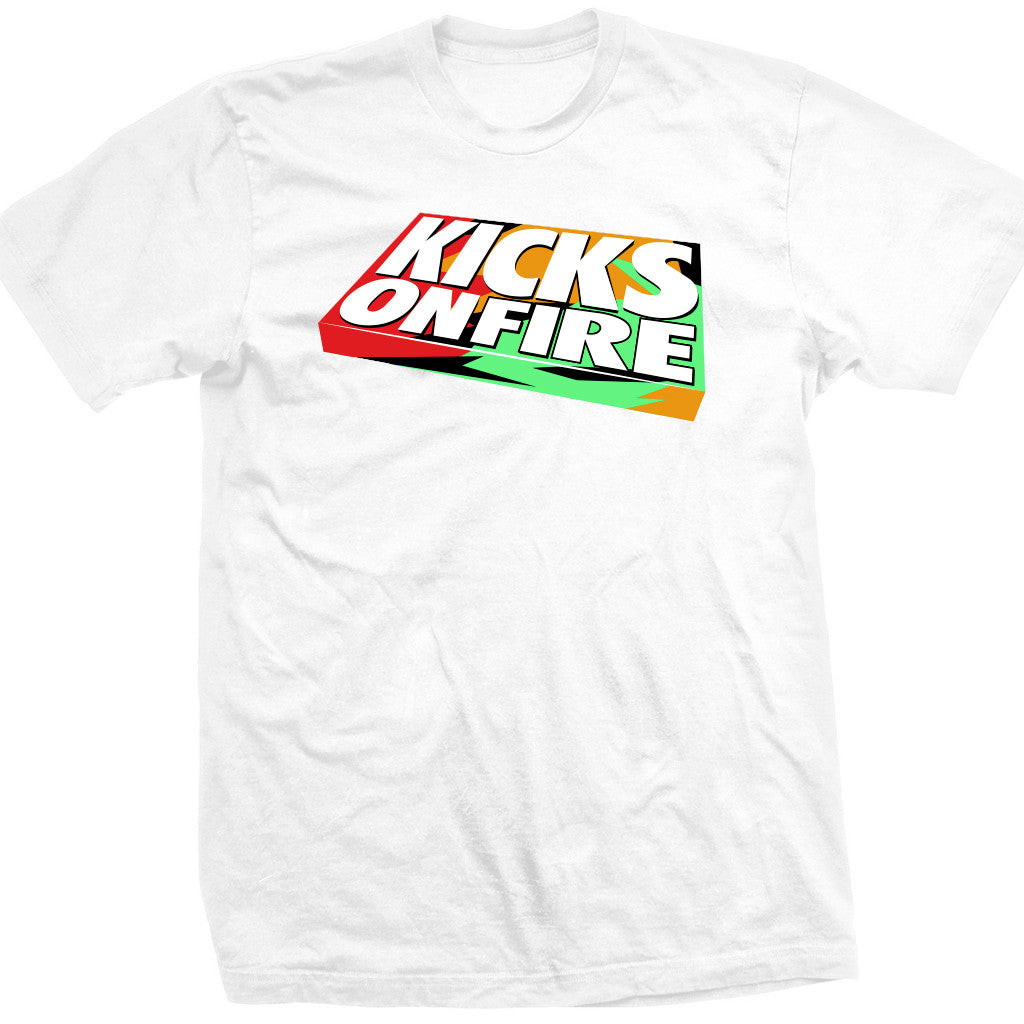 KicksOnFire Hare T-Shirt - White (Limited Offer)