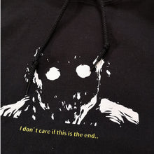 Load image into Gallery viewer, I Don't Care Hoodie