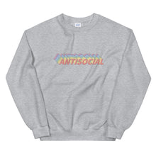 Load image into Gallery viewer, Antisocial Sweatshirt