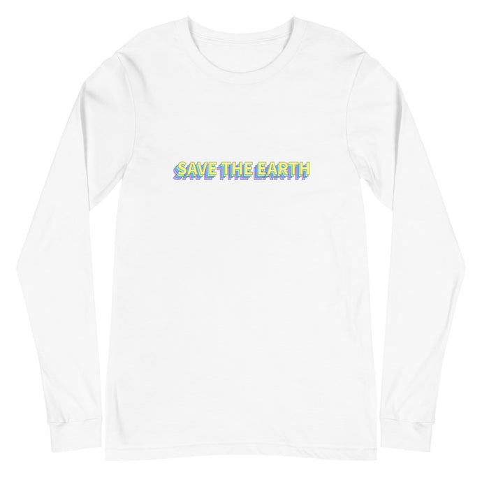 Save the Earth Long-Sleeve