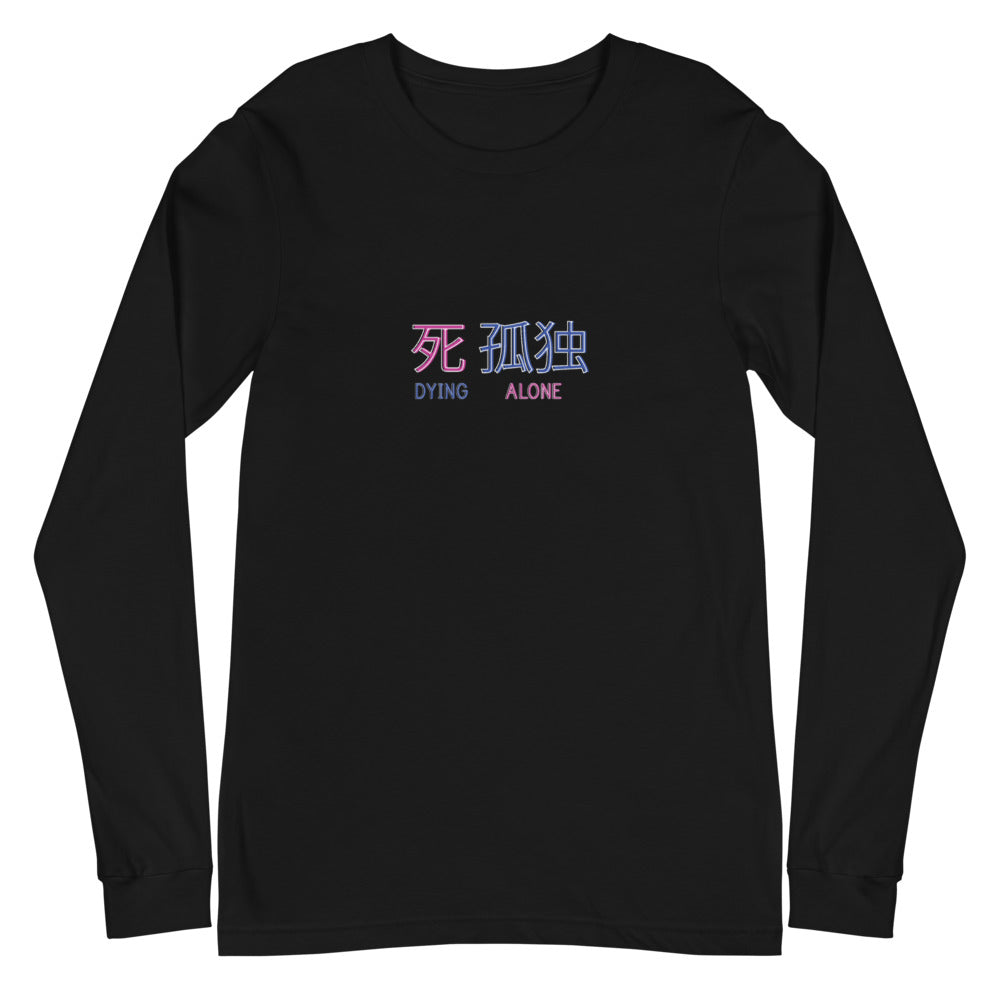 Dying Alone Long-Sleeve