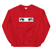 Load image into Gallery viewer, Heart Eyes Sweatshirt