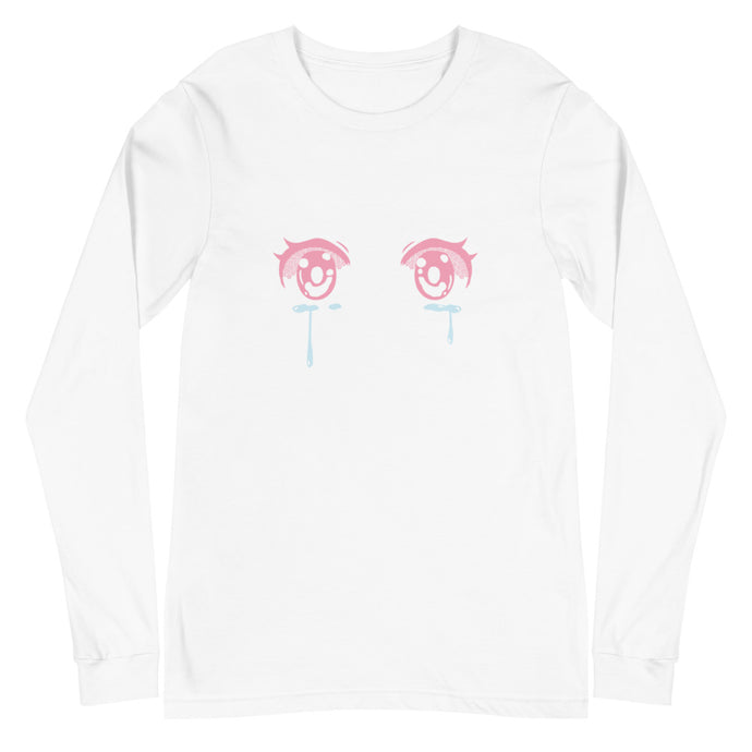 Crying Eyes Long-Sleeve
