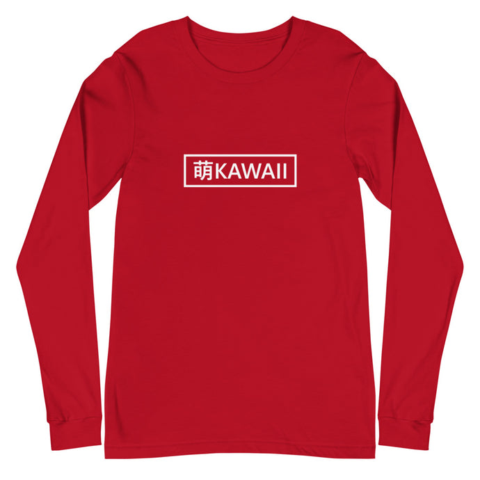 Kawaii Long-Sleeve