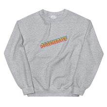 Load image into Gallery viewer, Degenerate Sweatshirt