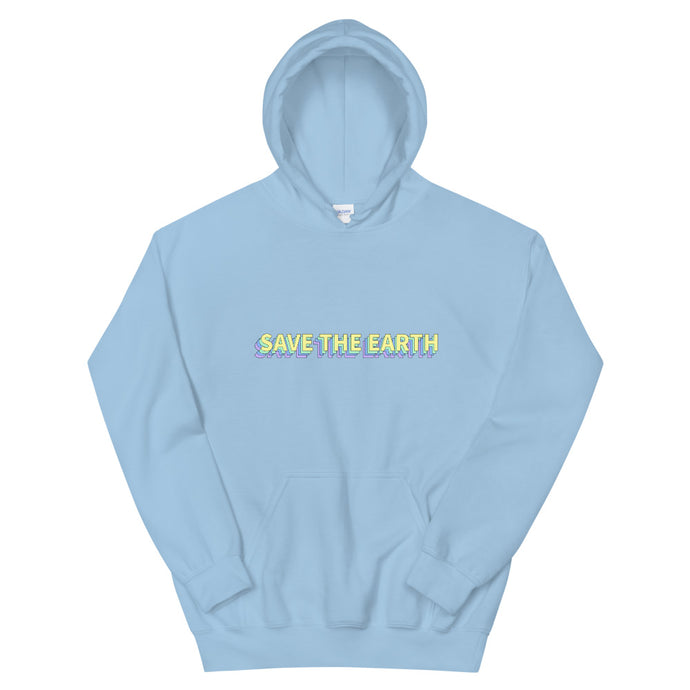 Save The Earth Hoodie