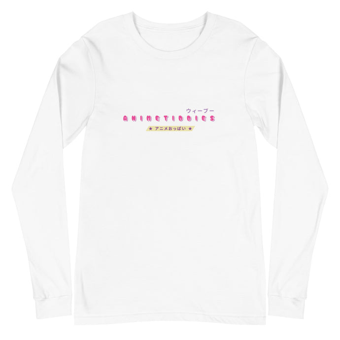 Animetiddies Long-Sleeve