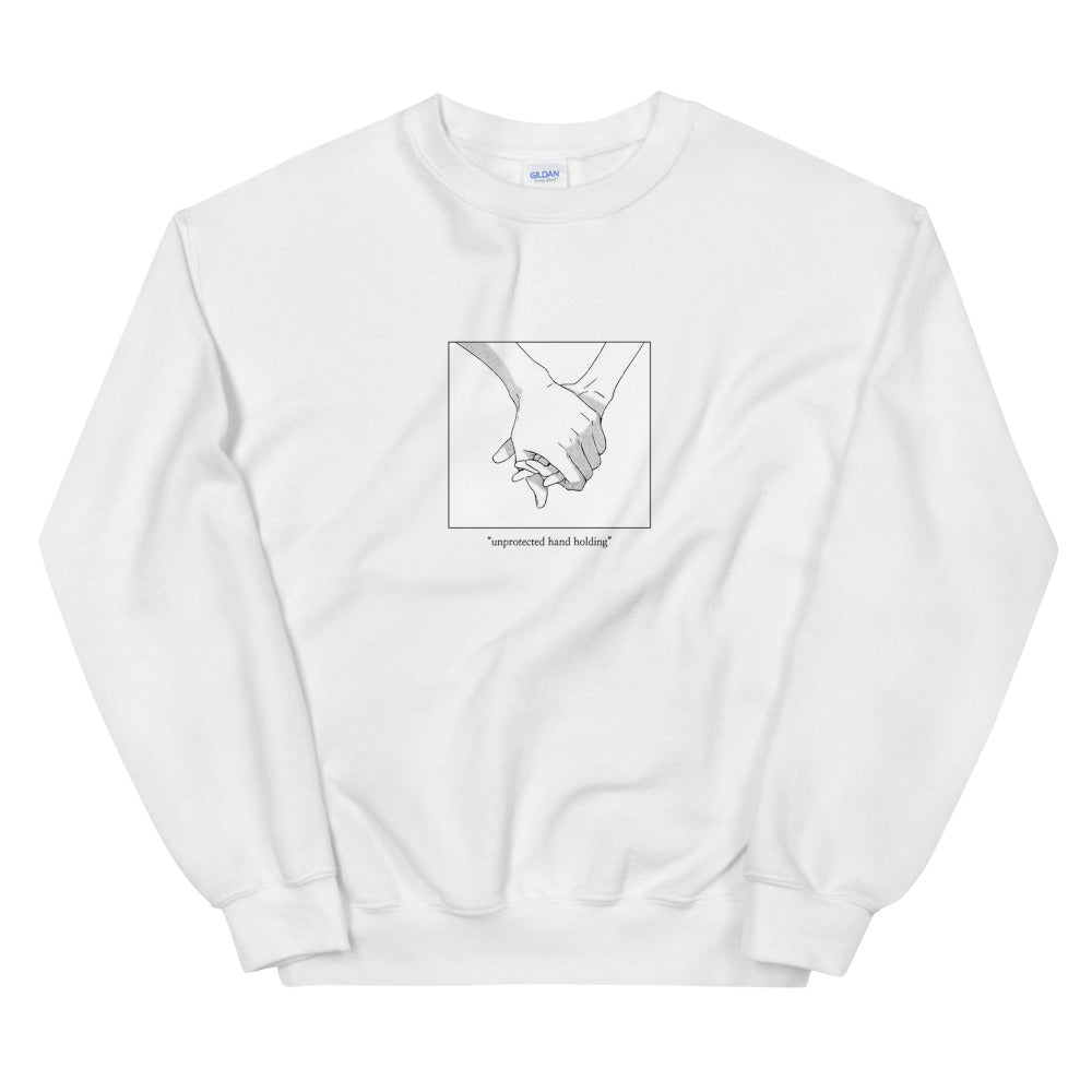 Holding Hands Sweatshirt