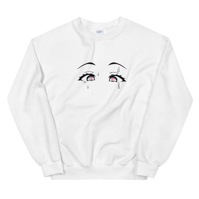 Ahegao Eyes Sweatshirt