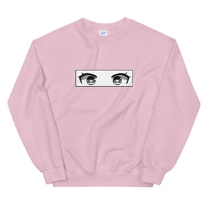 Heart Eyes Sweatshirt