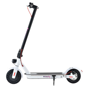 Electric Kick Scooter 30KM Range Lightweight and Foldable