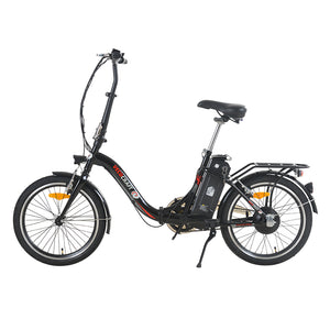 Electric Bicycle with 36V 7.8Ah Removable Battery