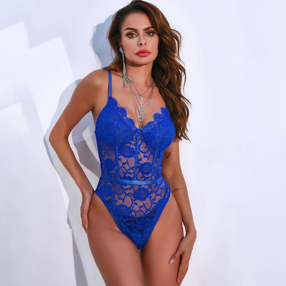 Load image into Gallery viewer, Sexy Strap Bodysuit