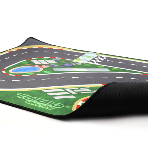Turbo Racing Race Track Pit Mat for 1/76 Super Mini RC