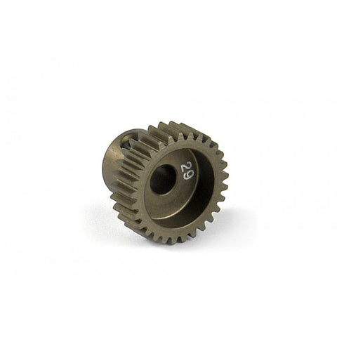 Xray Alu Narrow Pinion Gear -Hard Coated 29T/64 305979