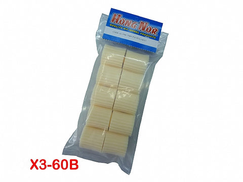Hong Nor Air Filter Foam (For X3 & Losi 8) X3-60B