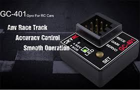 Skyrc Vibrating Structure gyro GC-401