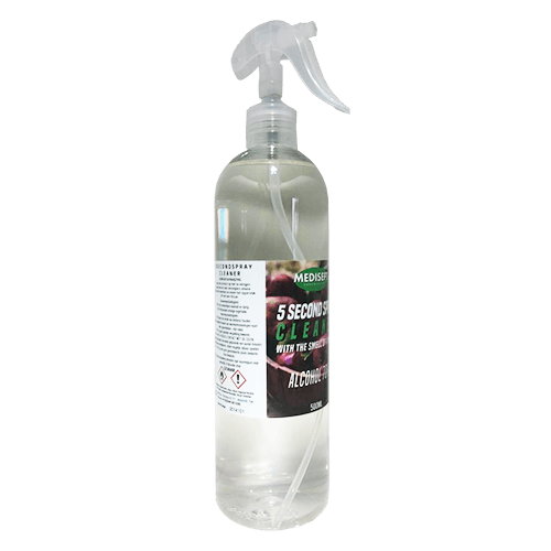 Medisept 5 Second Spray Apfel 500ml