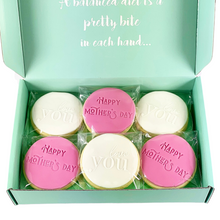 Load image into Gallery viewer, Mixed Mother's Day Cookie Box
