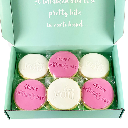 Mixed Mother's Day Cookie Box