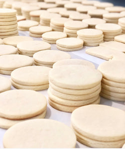 Mastering sugar cookies with Pretty Bites (interactive online course)
