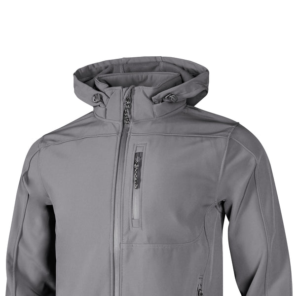 Parka SoftShell Gris